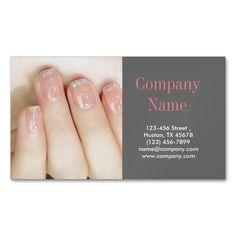 100 free psd business card templates aram pinterest beauty modern girly fashion beauty salon nail artist magnetic business card reheart Choice Image