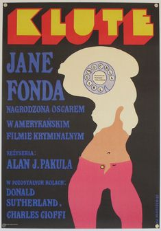 Klute    (1971) ****