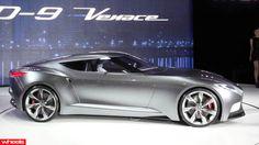 Hyundai i80 is a Gran Tourer Sports Coupe Concept   Cars, Dream cars