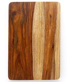 Martha Stewart Collection Sheesham Wood Cutting Board - Martha Stewart Collection - Kitchen - Macys