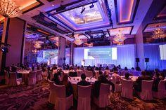 Client event seminar room