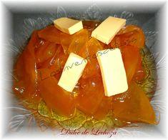 Un dulce típico de PR muy rico.  Lo bueno que tiene la lechoza ( papaya )  es que se consigue todo el año.     Ésta es la receta de mi su...