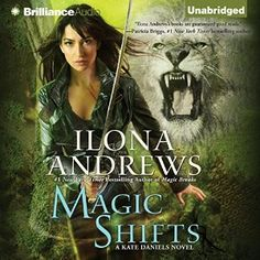 cool Magic Shifts: Kate Daniels | Ilona Andrews | AudioBook Download Check more at https://audiobooks-free.com/magic-shifts-kate-daniels-ilona-andrews-audiobook-download/