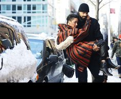 What Love Looks Like @ NYFW shot by Tommy Ton