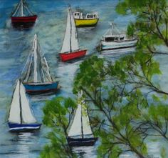 Stephanie DEES - Glimpse Salcombe