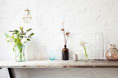 Frühjahrsputz und frischen Blumen: Alles einmal Aufschütteln mit dem Kinfolk Style.