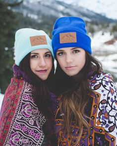 Mint & Blue Utah Live Elevated Beanie by Lady Scorpio Save 25% off all orders with code PINTERESTXO at checkout | Adventure Fashion Shop LadyScorpio101.com | @LadyScorpio101 ≫ Wearing an Everwear Bracelet (Shop Everwear101 on Etsy) : Photography Alex Elle Challburg