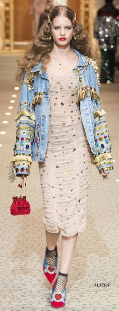 Dolce & Gabbana Fall 2018_Vogue-Runway