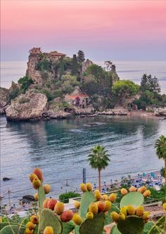 Good morning from Isola Bella, Taormina Thank you for this amazing shot! 🔸 Tag us, we always publish the best pics 😁📷 ➖➖➖➖➖➖ Italy Sea, Sicily Italy, Beautiful Islands, Beautiful World, Beautiful Places, Places To Travel, Places To Visit, Taormina Sicily, Italy Landscape
