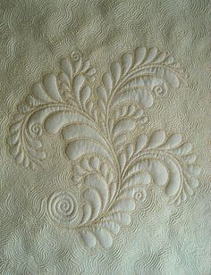Diane Gaudynski-quilted with yli sparkle thread