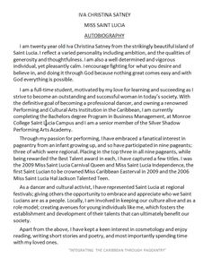 High School Sample Essay Autobiography Example Thesis Statement Descriptive Essay also High School And College Essay Nothing Can Be More Exciting Than Writing Your Own Autobiography  English Essay Outline Format