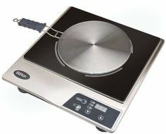 if we get a capital culinarian range… they don't do a true simmer well. a stow-away electric burner should do the trick. this well-rated $130 induction burner has a temperature control.