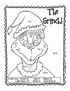 "Next week my first grade colleague and I will be holding our second annual ""Grinch Day"" for our first graders! We are so excited and have ev..."