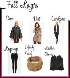 How to Master Fall Layering