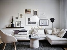 rental apartment living soderhamn sofa by voyage in design My Living Room, Home And Living, Living Room Decor, Living Spaces, Small Living, Ikea Living Room Furniture, Modern Living, Design Apartment, Apartment Living