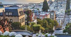 San Francisco em abril #viagem #california
