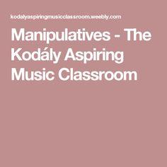 Manipulatives - The Kodály Aspiring Music Classroom Piano Teaching, Music Activities, Elementary Music, Music Classroom, Music Education, Pre School, Musica, Music Ed, Music Lessons