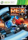 Generator Rex: Agent of Providence - Xbox 360, Multi
