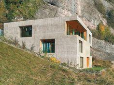 Lischer Partner Architekten_Ferienhaus in Vitznau