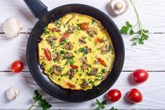 Superfood Recipes, Healthy Recipes, Nutrition, Quiche, Healthy Lifestyle, Recipies, Appetizers, Baking, Eat