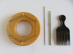 The TURTLE Loom™ brings continuous strand hexagon weaving to pin loom weavers. This little loom enables you to weave plain weave or tabby hexagons. Its unique design combines two weaving methods to make the weaving of hexagons possible. The original TURTLE Loom™ is perfect to make coasters, dish cloths, table runners, pillows, stuffed toys, scarves, hats and other accessories, clothing, and let's not forget … throws and blankets in all sizes. Now you can WEAVE your Grandmothers Flowers…