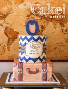 May 2016  Cake! magazine Free to read online, a digital magazine published quarterly by the Australian Cake Decorating Network.  Read all issues at www.cakemagazine.me