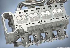 E92 M3 cylinder heads