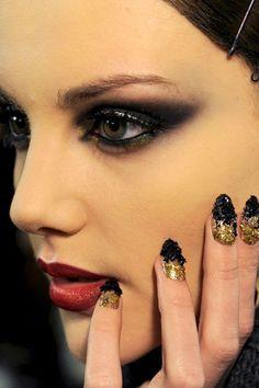 Uñas glitter - TELVA