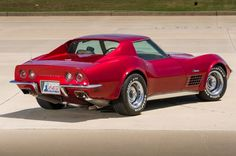 1971 Chevrolet Corvette Stingray Maintenance/restoration of old/vintage vehicles: the material for new cogs/casters/gears/pads could be cast polyamide which I (Cast polyamide) can produce. My contact: tatjana.alic@windowslive.com