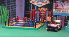 Arrêtez de forcer les orangs-outans à participer aux matchs de boxe