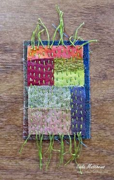 Creative Stitch Alchemy: Journey - a free mini-course