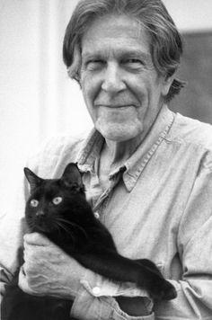 John Cage (September 5, 1912 – August 12, 1992)