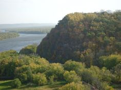 13 Beautiful State Parks in Iowa  9. Effigy Mounds National Monument in Harpers Ferry.