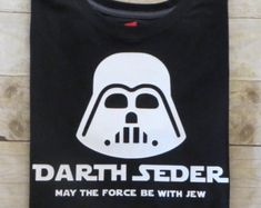 Passover Darth Seder T-shirt