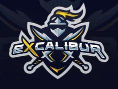 Excalibur Client Mascot