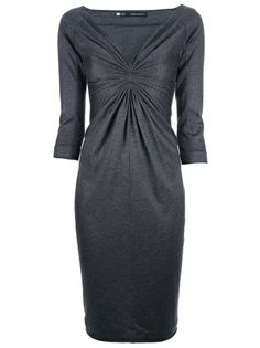 DSQUARED2 Ruched Shift Dress