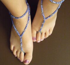 barefoot sandals....I like the style not the color!