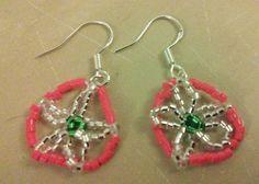 Very tiny 925 silver earrings £3.50