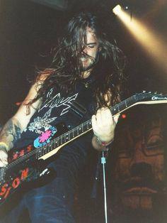 Andreas Kisser • Sepultura (Brazil)