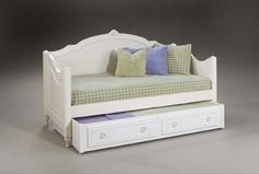 Summer Breeze Twin Day Bed (Order Trundle Separately)