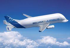 El ABeluga XL es el próximo avión de Airbus que verá la luz en 2019.