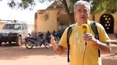 La Cadena SER ha estado en nuestra misión en Malí viviendo de cerca la situación del país. Con Goles Contra el Hambre estamos intentando ganar la batalla al hambre marcándole goles. Tú también puedes en  http://www.golescontraelhambre.com/ Goles contra el Hambre. Carles Francino en Malí.