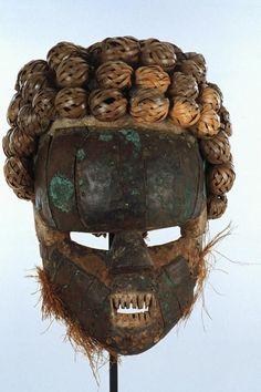 Democratic Republic of the Congo; Salampasu peoples: