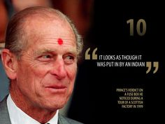 Prince Philip Quotes Prepossessing The 19 Greatest Gaffes From The Uk's Prince Philip  Prince Philip . Review