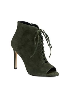 Shoes | Boots | Fanders Suede Shooties | Hudson's Bay