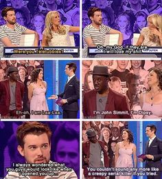 Jack Whitehall is without doubt one of my favourite actors of all time. I'm going to see him when he's in the town of Edinburgh Check out more information here: http://edinburgh.frasershospitality.com/en