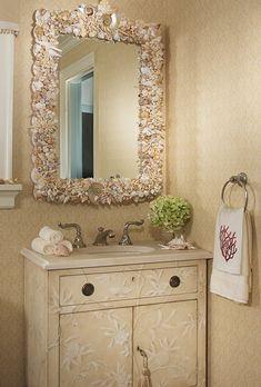 sea shell bathrooms