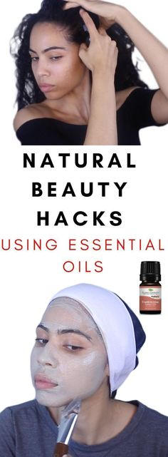 DIY/at home beauty hacks using essential oils for acne, scars, hyperpigmentation, hair growth/dandruff, nail care, cellulite and skin detox treatment. I've been so happy with the results I'm seeing from incorporating lavender oil, frankincense oil, ylang ylang oil, and lemon essential oil into my skin care and beauty routine. Watch my video for before and after results and how to DIY these natural beauty + skin care hacks! #acnebeforeandafter #CelluliteBeforeAndAfter #cellulitehometreatments