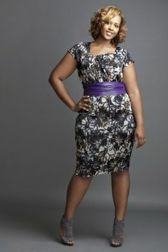 Full figured News: Chinoo Design's 2012 Collection: FAB!