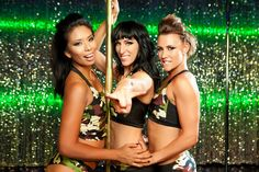 Cleo's Rock N Pole DVD - Cleo the Hurricane  Get ready to rock the pole! Cleo's 2nd DVD is everything and MORE than you would want from a home instructional DVD and features: 4 Choreographed Routines Step by Step Breakdowns,  Beginners to Advanced